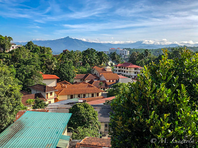 View of Kandy