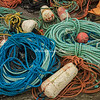 Fishing Ropes, Peggy's Cove, Nova Scotia