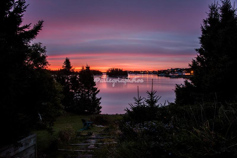 Sunrise, East Dover, Nova Scotia