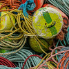 Fishing Buoys and Ropes