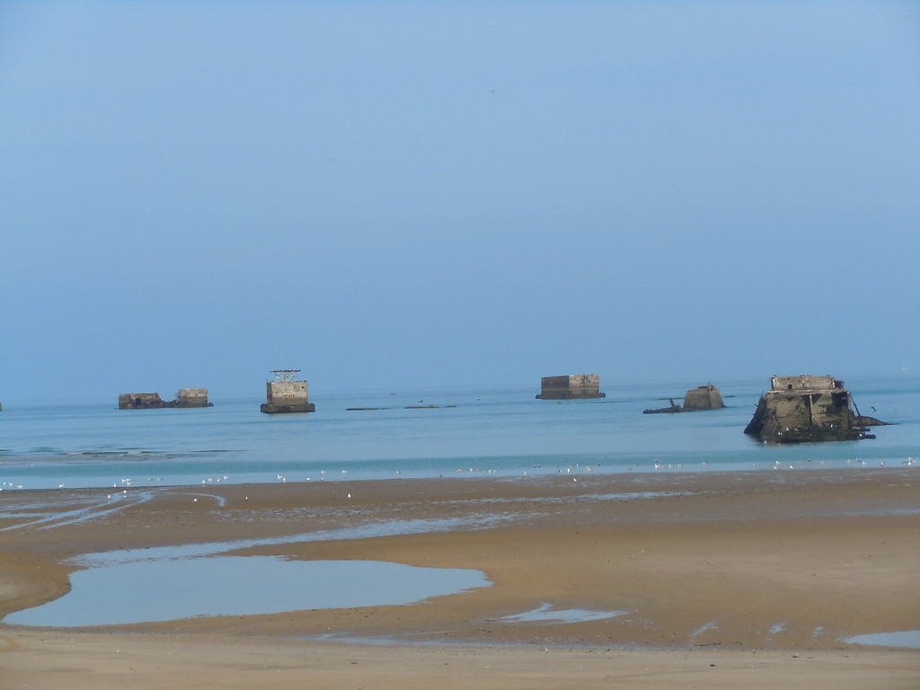 Mulberry Harbour