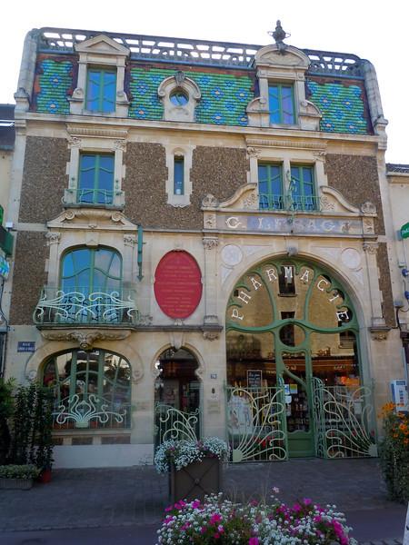 Art Nouveau Pharmacy