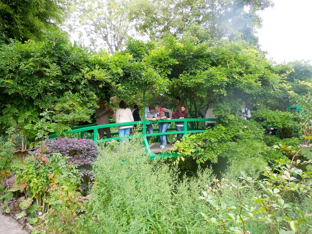 Japanese Bridge, Giverny