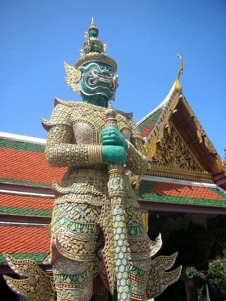 Wat Guardian, Bangkok