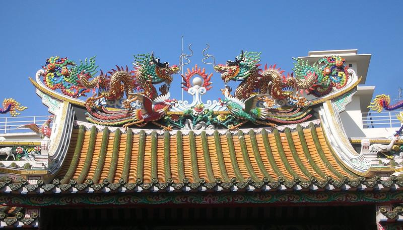 Chinese Temple, Bangkok
