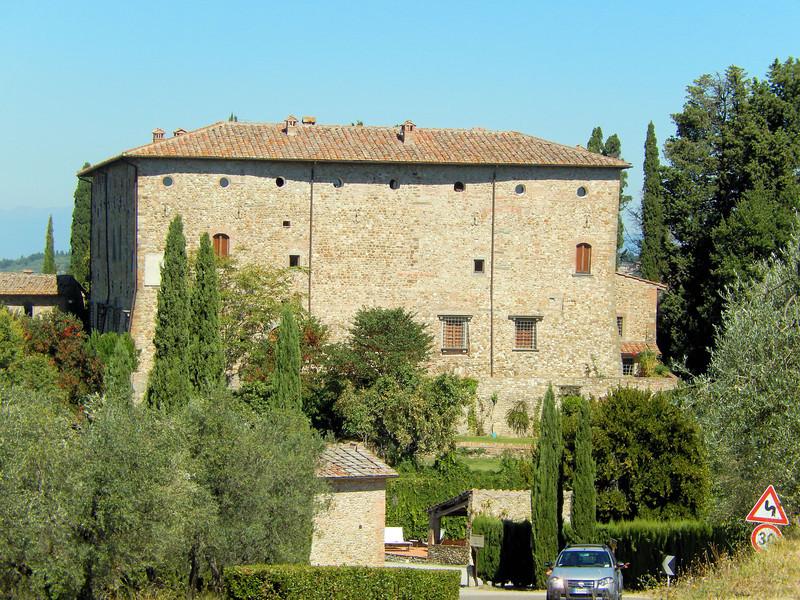 Castello Bibbioni