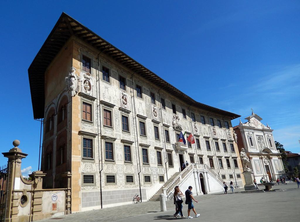 Palazzo della Carovana, Pisa