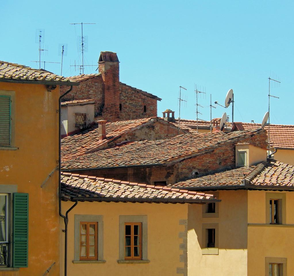 Arezzo Rooftops