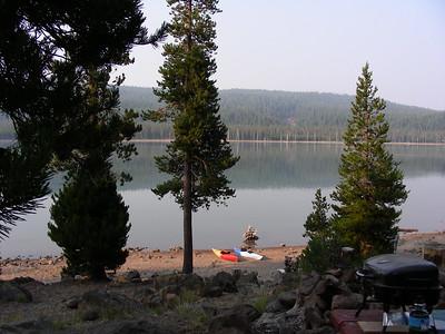 07-25-2008 Camping at Medicine Lake