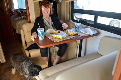 10-24-2013 New Dinette and Eugene