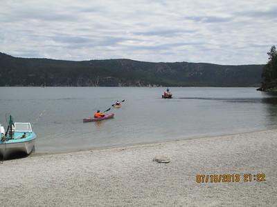 07-14-2013 July Camping at East Lake