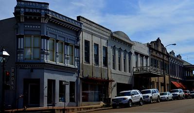 downtown Natchez