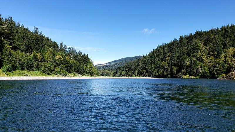 Rogue River near Agness