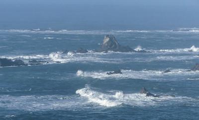 Cape Arago King Tides
