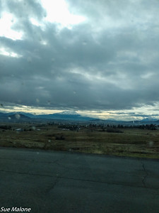 Home from Yreka to Grants Pass