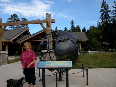 Visiting Itasca State Park, the Mississippi headwaters