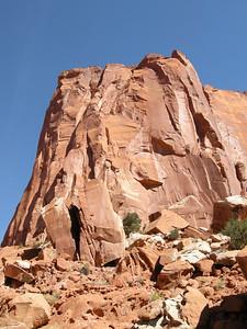 more Wingate sandstone
