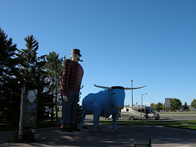 gee, the Blue Ox is bigger than the MoHo