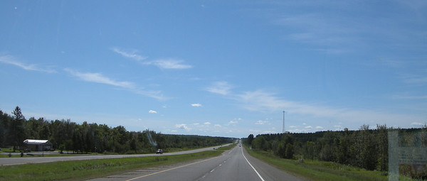 wide open spaces of Minnesota