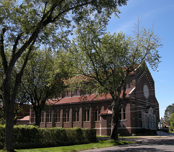 the church in Cloquet