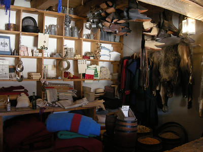 the trade room
