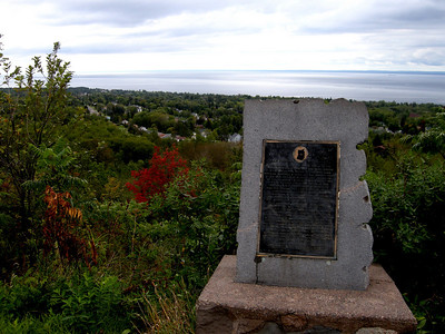 another story from Skyline Drive.  Wisconsin on the horizon