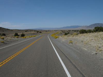Highway 50 The Loneliest Road in America