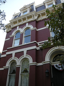 old restored homes in Evansville, Indiana
