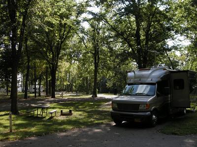 John James Audubon State Park Campground