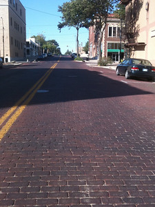 16 miles of brick streets are still maintained in  Dodge City