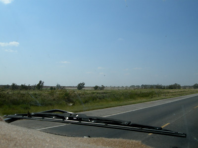 windshield photos of Kansas, just to remember where we were