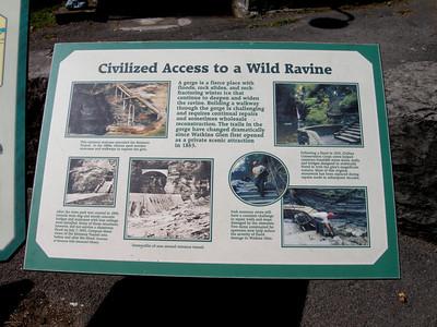 Stories of Watkins Glen Gorge