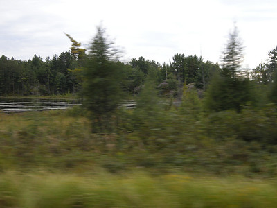 trying to capture the world as we pass by isn't an easy task.  Trying to get to Toronto
