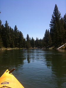 gorgeous river, and fast current.  Definitely a two car river for us!