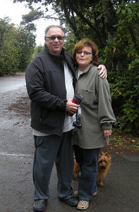 Wayne and Lynn Willoughby RV'rs from Victoria
