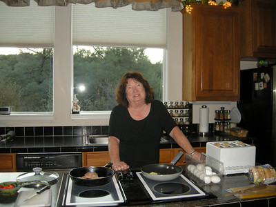 Maryruth loves to cook