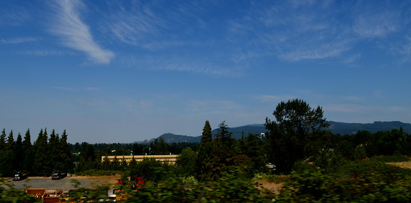 looks like the air is getting worse in the Willamette Valley near Eugene