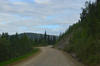 more rough road