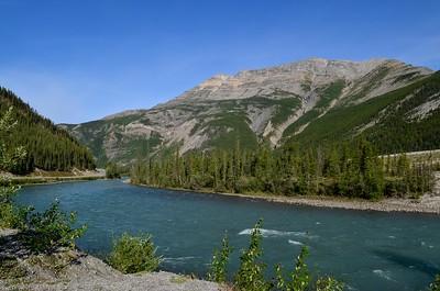 the Macdonald River