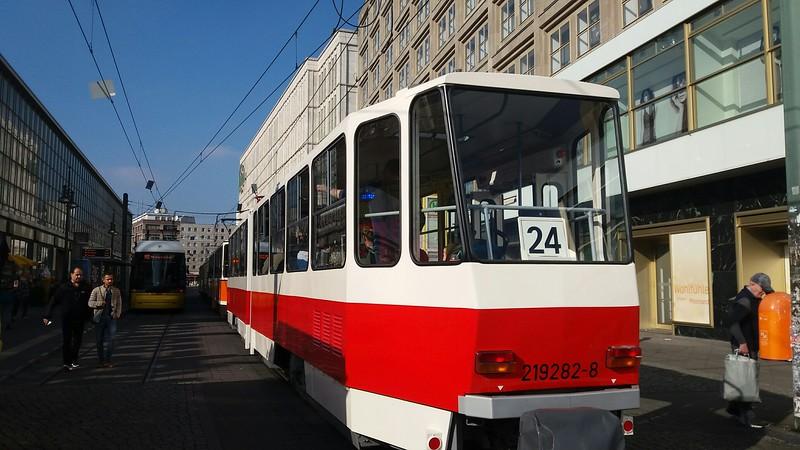 Berlin Tram event 15/10/17, B Harkness