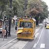 Works tram in Vienna