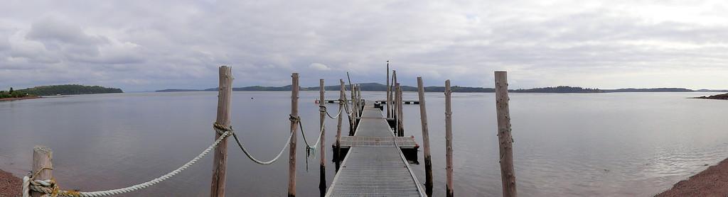Eastport Panorama