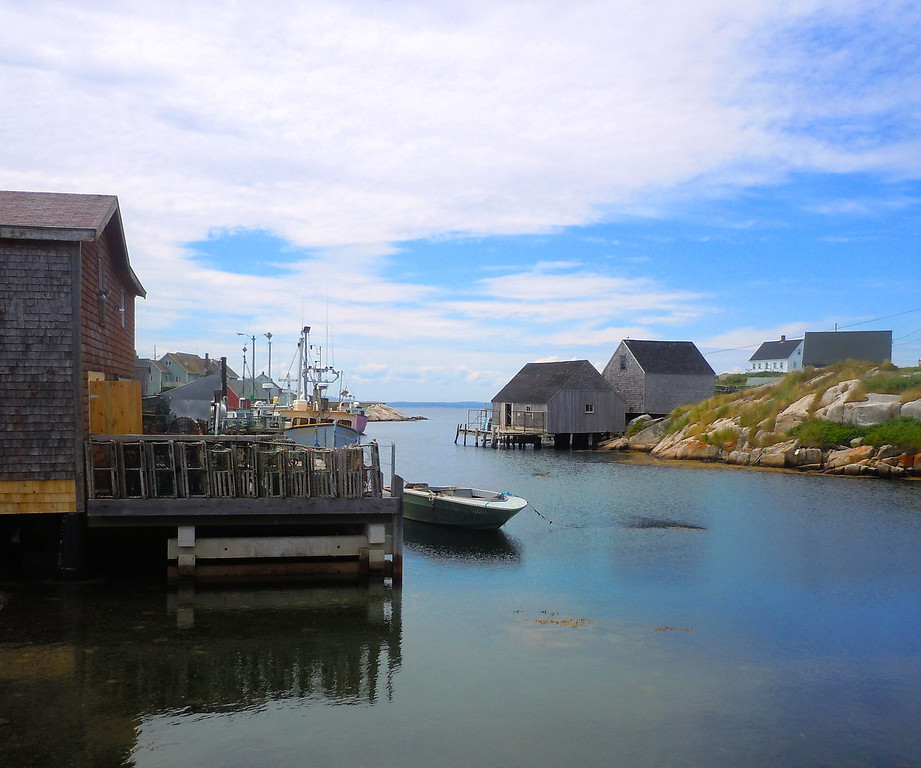 Peggy's Cove II