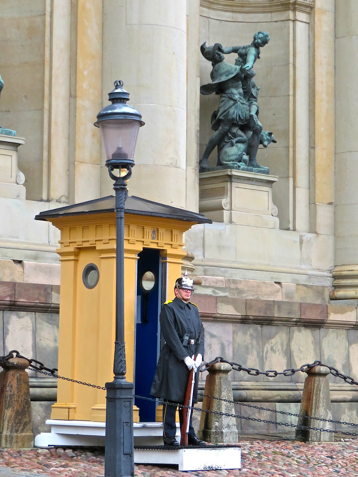 Stockholm Palace Guard, Sweden