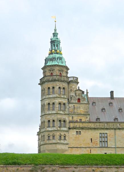 Kronborg Castle, Helsingborg Denmark