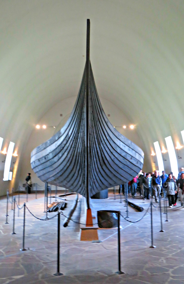 Viking Ship, Oslo Norway