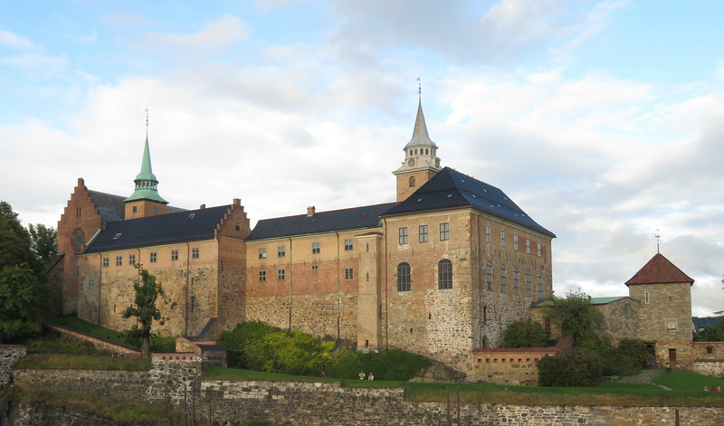 Akershus Fortress, Oslo Norway