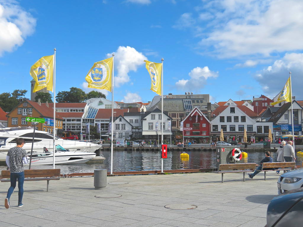Stavanger Waterfront, Norway