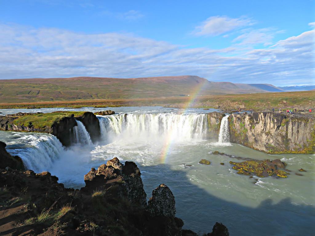 Godfoss Falls, Iceland