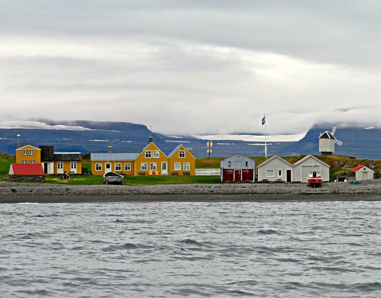 Vigur, Iceland